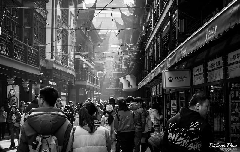 Photo: Claustrophobia of a Tourist Trap, by Dickson Phua