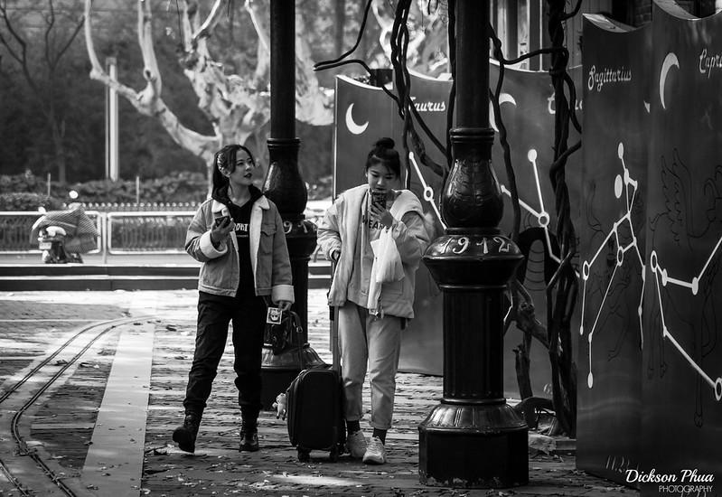 Photo: Exploring the Nanjing Quarter, by Dickson Phua