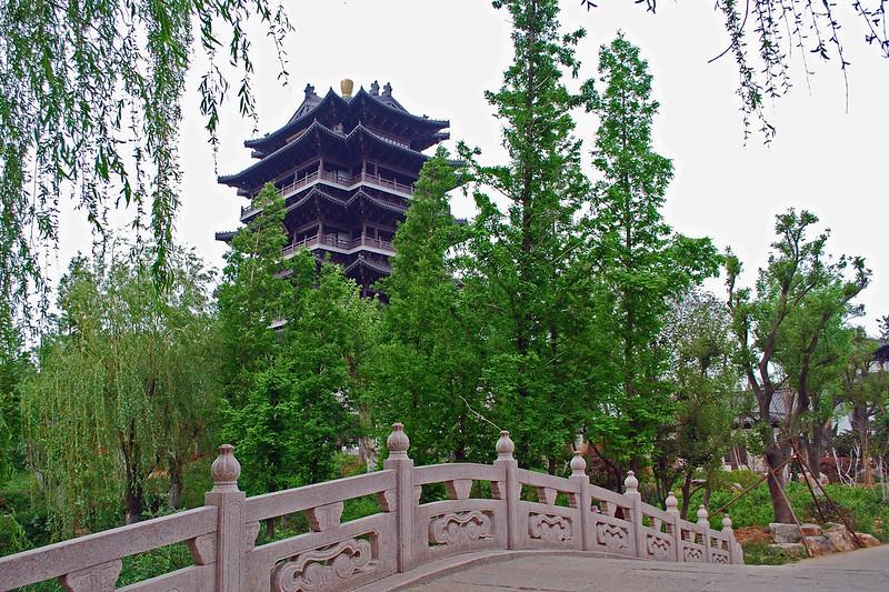 Photo: Daming Lake Park – Jinan, China, by Kirk K