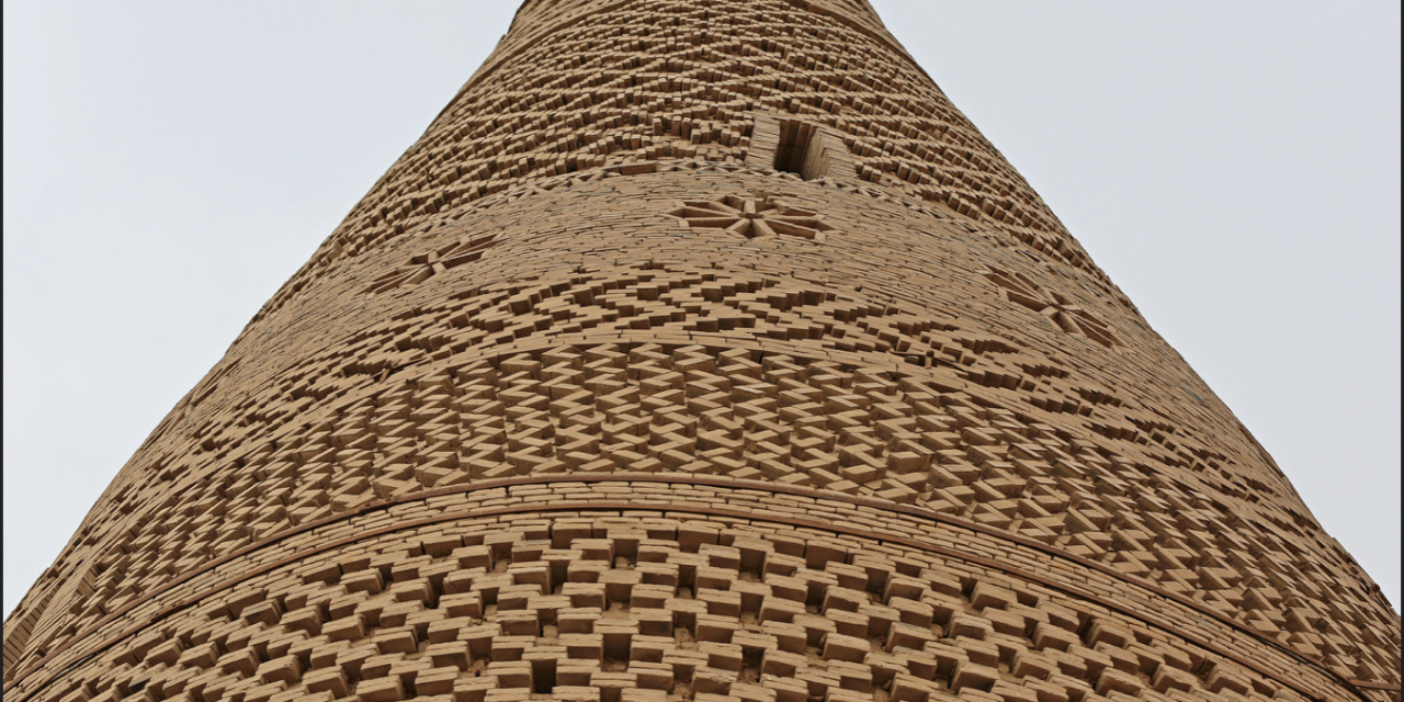 Photo: Emin-Minarett at Turpan, by vil.sandi