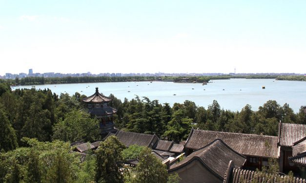Photo: Beijing Summer Palace View, by RykJ