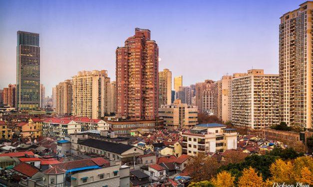 Photo: The Emerging Urban Jungle of Shanghai, by Dickson Phua