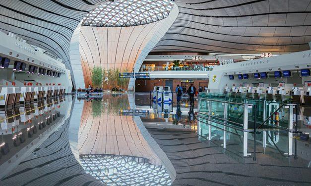 Photo: Daxing Airport 北京大兴机场, by Thomas_Yung