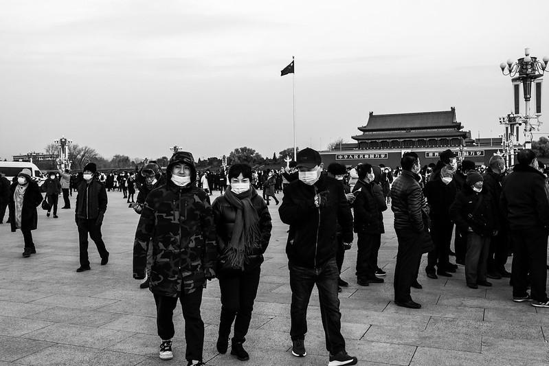 Photo: Black Virus, by Gauthier DELECROIX – 郭天
