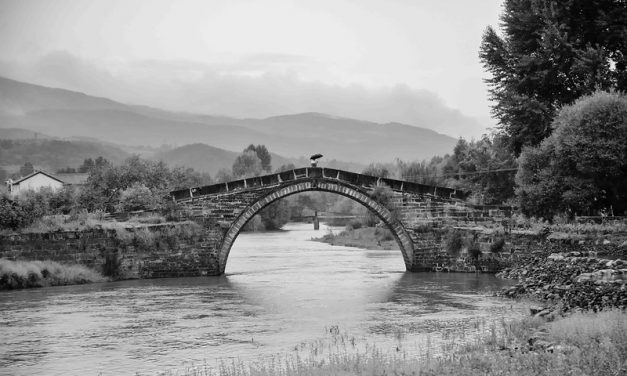 Photo: Yulin Bridge, Shaxi (Yunnan), by Rod Waddington