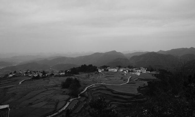 Photo: Guizhou Mountains, by Alexander Lerch