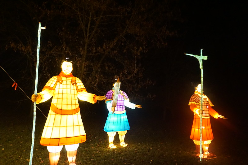 Photo: Chinese Lantern Festival, by Andrew Milligan sumo