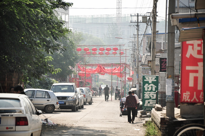 Photo: The Village in the City (Shahe, Beijing), by alexsadeghi