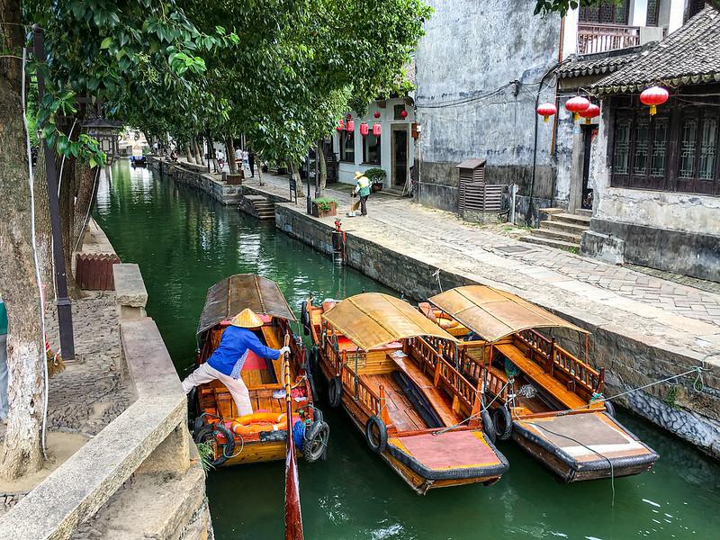 Photo: Wuzhen Old City, by cattan2011