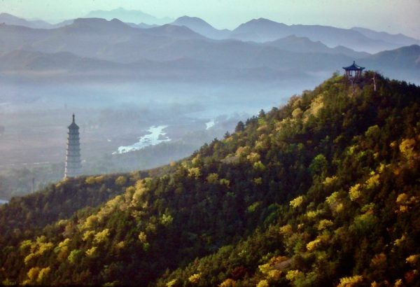 Photo: Morning haze in Chengde, by Keith Ewing