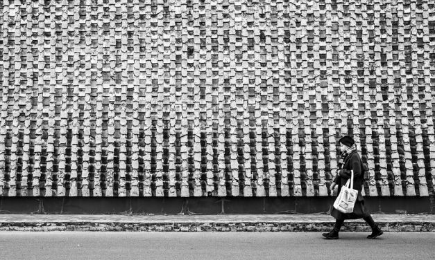 Photo: The Wall, by Gauthier DELECROIX – 郭天