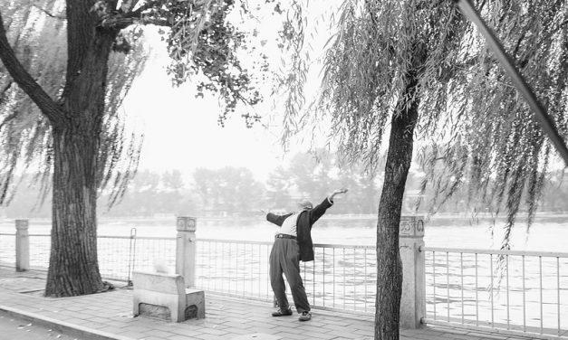 Photo: Beijing, China (2009), by Lei Han