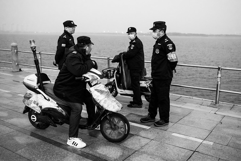 Photo: Stopping By, by Gauthier DELECROIX – 郭天