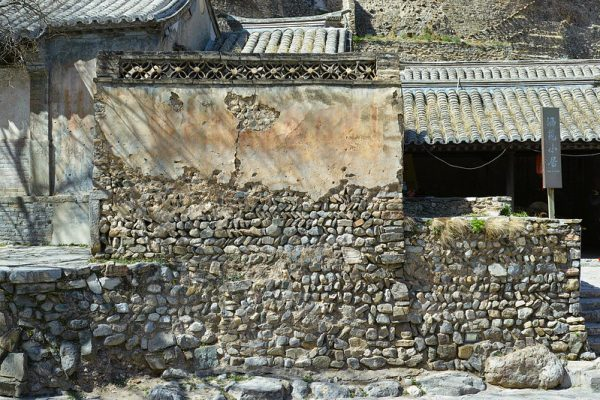 Photo: stone wall, by Great Han