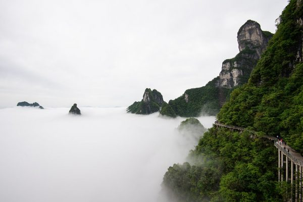 Photo: Heaven's Gate, by Mark Chivers