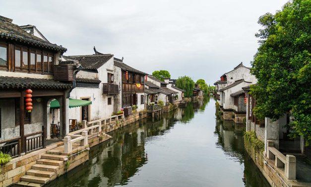 Photo: The Historic Town of Dangkou, by Haoyuan Kevin Xia