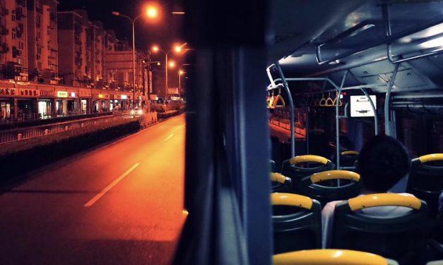 Photo: Shanghai Bus, by Bowen LI