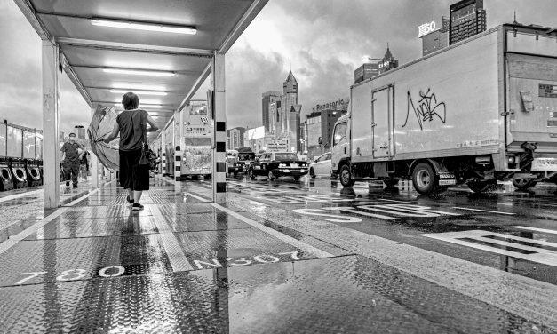 Photo: Rainy Day at Wan Chai, 雨下灣仔, by johnlsl
