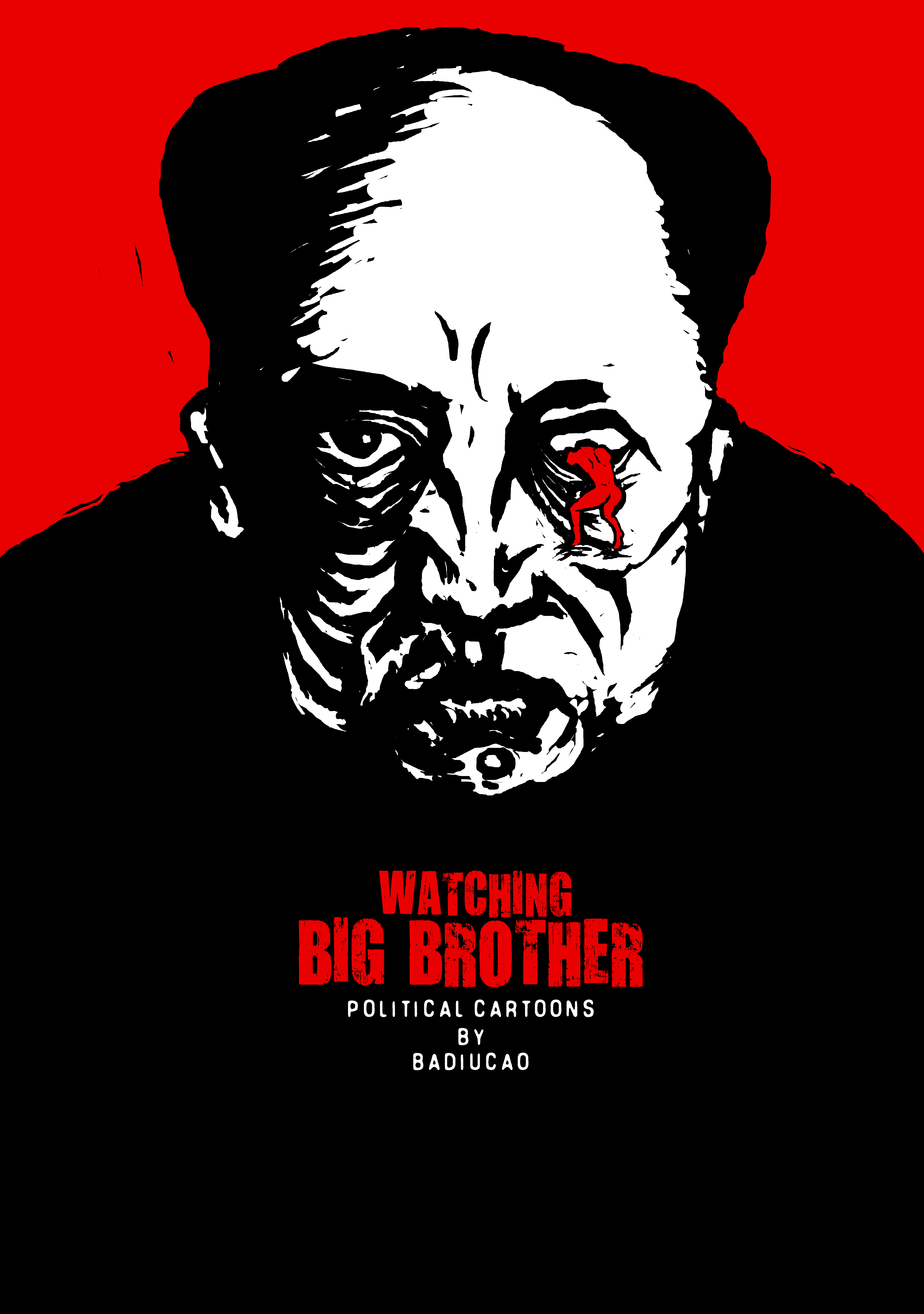 Badiucao Ebook: Watching Big Brother